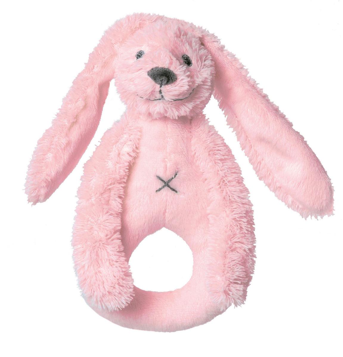 Happy Horse  hrkálka králiček Richie ružová