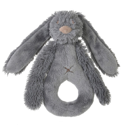 Happy Horse  hrkálka králiček Richie šedé