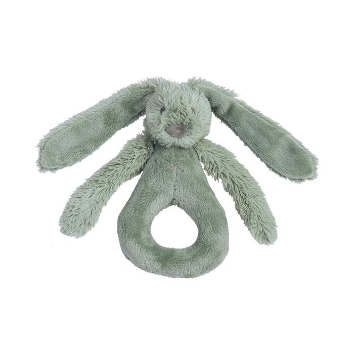 Happy Horse  hrkálka králiček Richie zelené