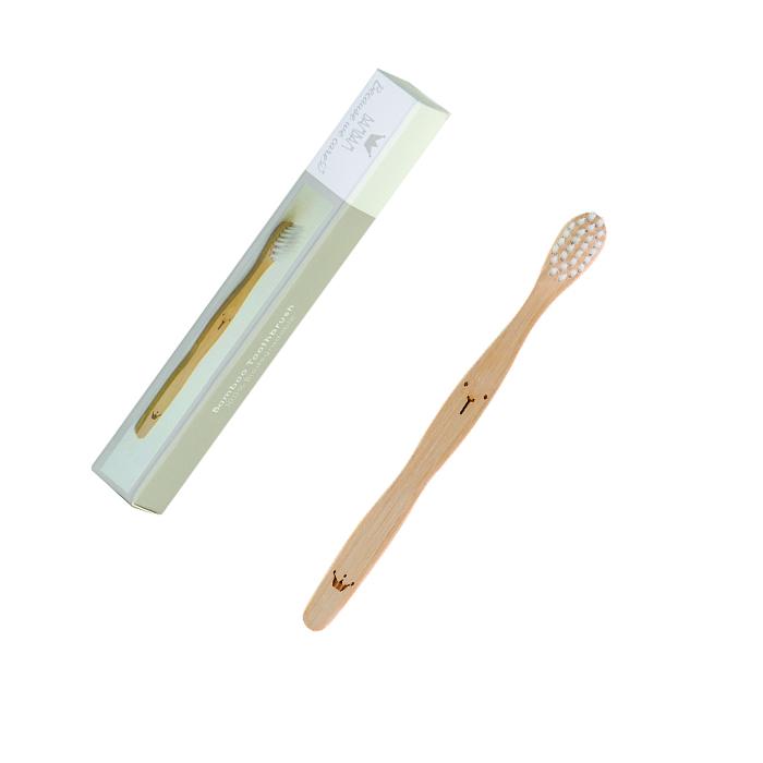 BAMBAM  Zubná kefka - bambusová